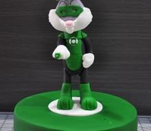 Bugs Bunny x Green Lantern